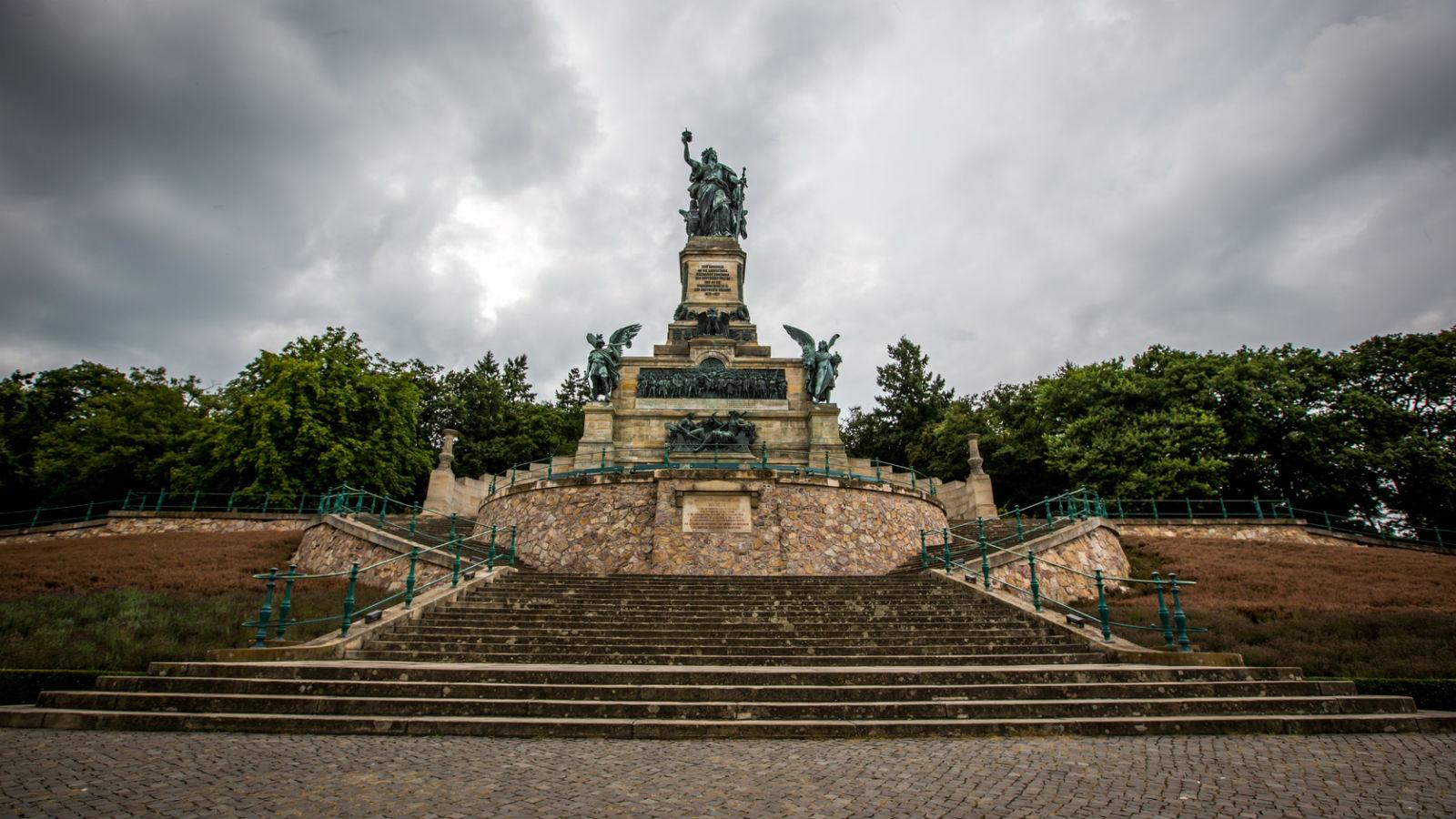 Niederwald Monument rudesheim